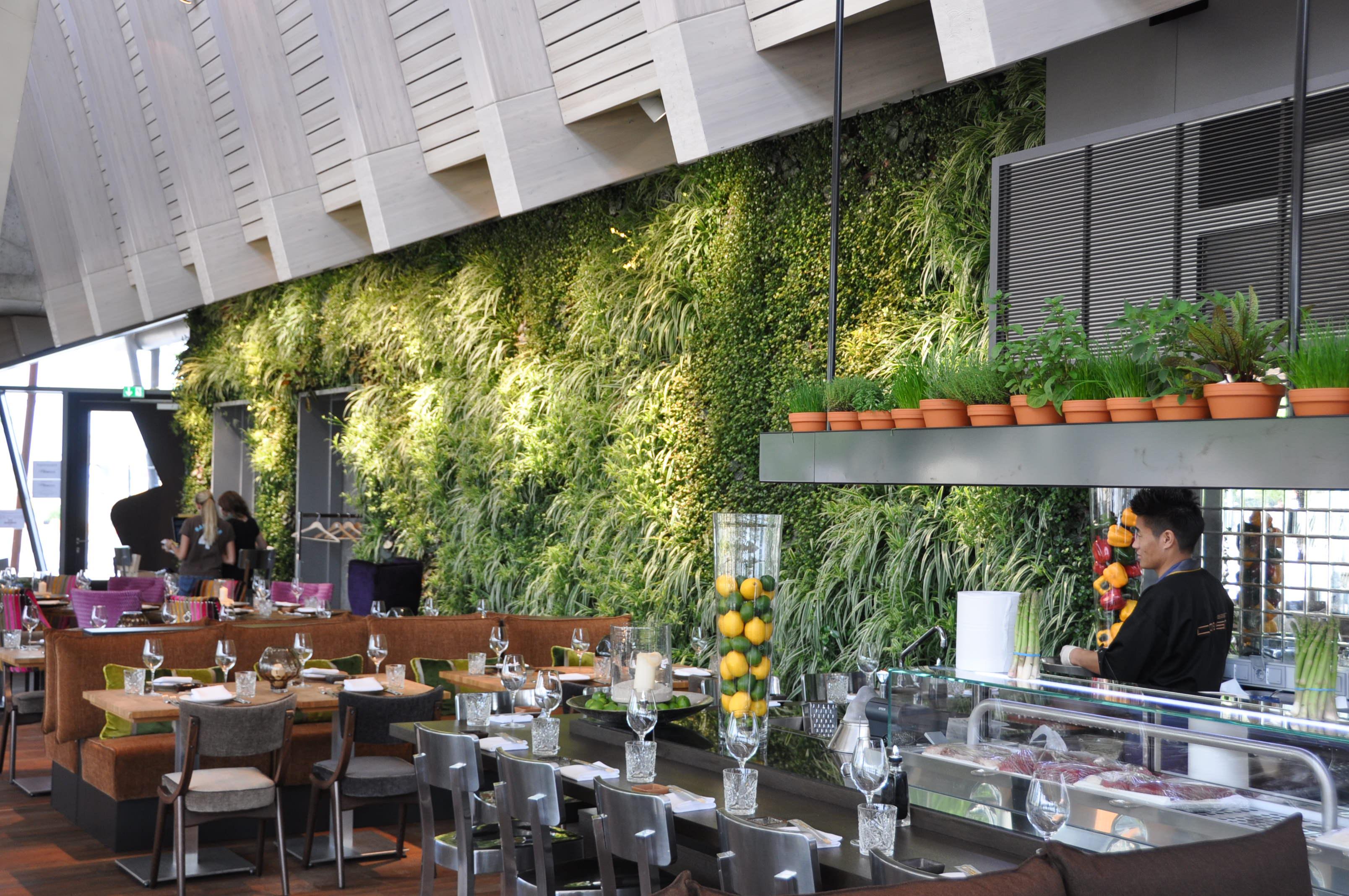 Salon equip hotel visitez notre stand g osynth tique for Cafe du jardin restaurant covent garden